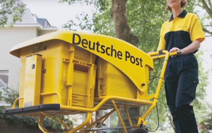 Сколько стоит отправить письмо в германию