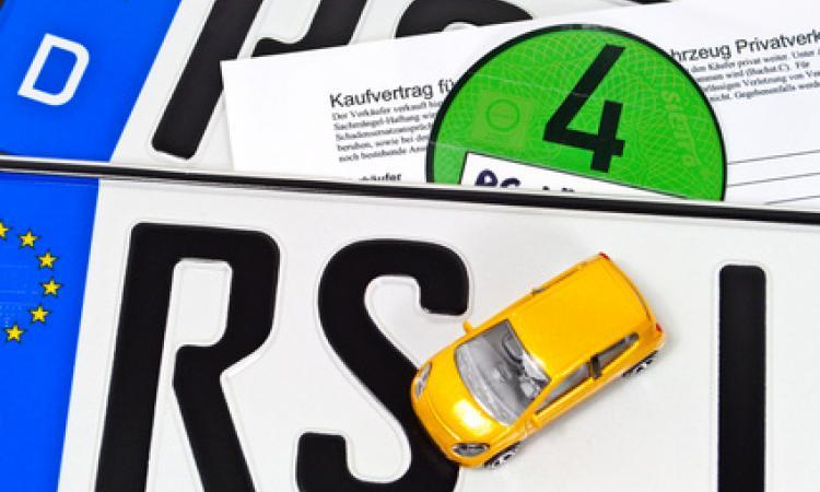3d39a9ceb Растаможка и регистрация машины не из ЕС в Германии