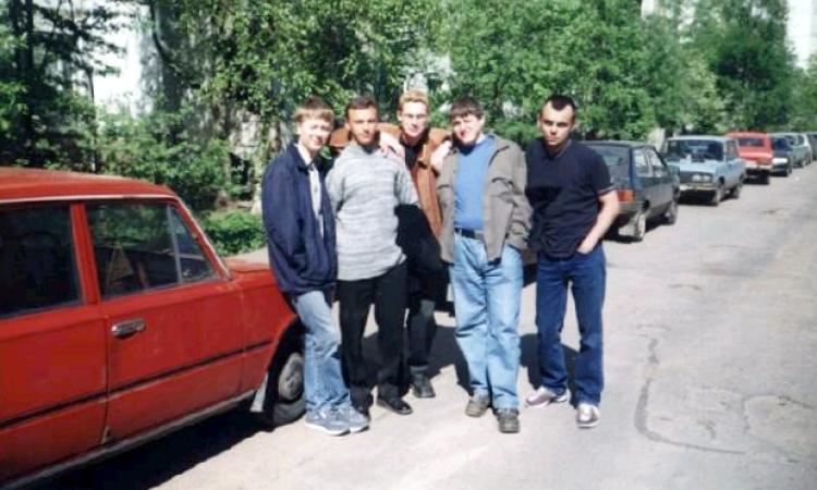 Как я попал в Германию (Степан Бабкин)