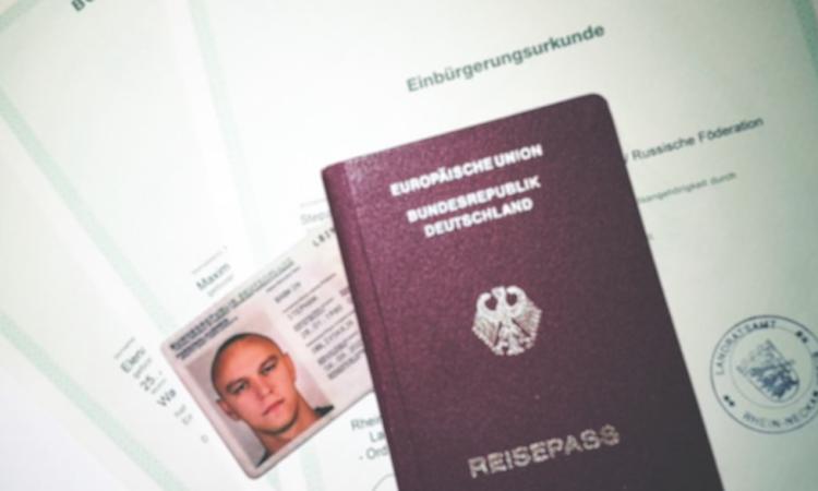 Получение гражданства рф если родился ребенок