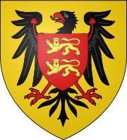 Первый немецкий герб с орлом
