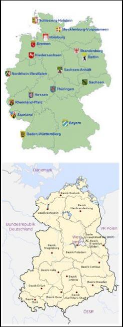 История ГДР в вопросах на немецкое гражданство