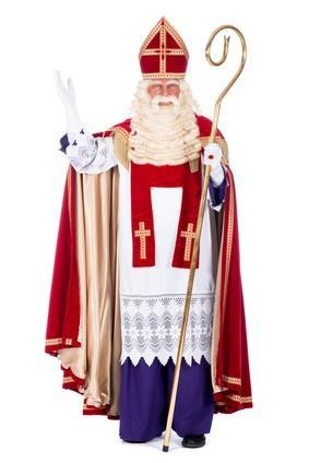 Немецкий Дед Мороз - Святой Николаус