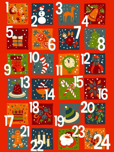 Календарь адвента в Германии