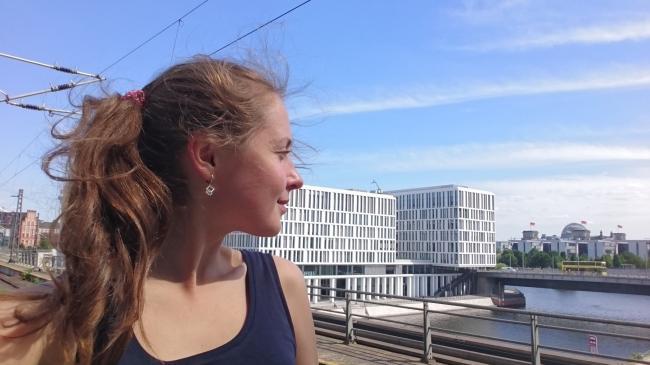 Светлана Новикова в Берлине