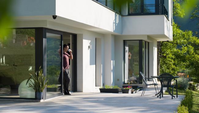 Дом Massivhaus в Германии