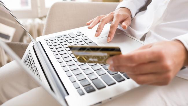 Перевод денег через интернет картой
