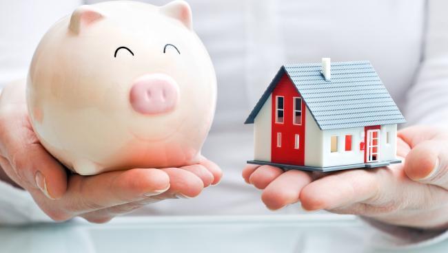 Для строительства дома в Германии нужны сбережения