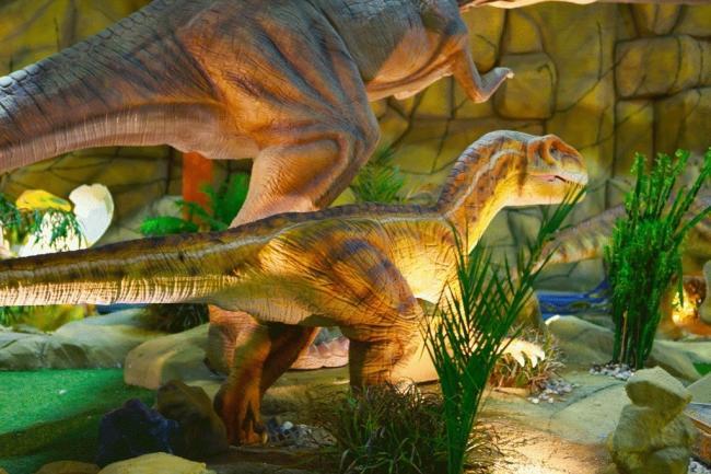 Dino Adventure Park фигура динозавра