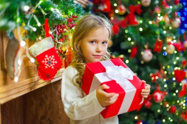 Подарки в Германии дарят на Рождество