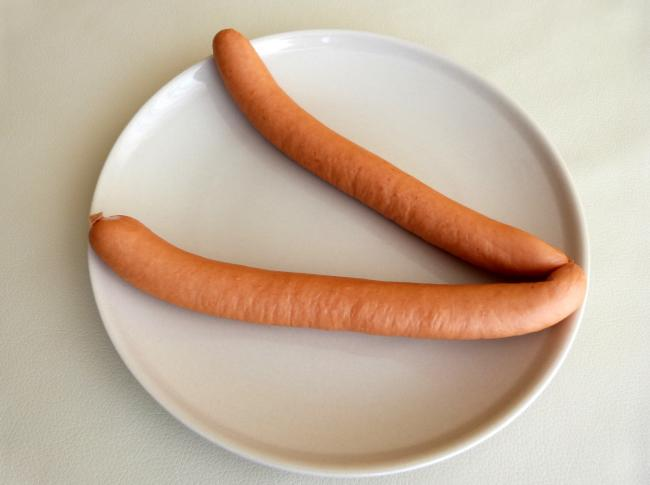 Немецкие венские сосиски