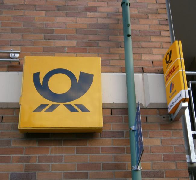 Символ немецкой почты