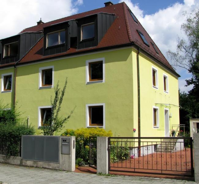 Дом в Мюнхене для аренды