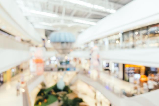 Образ торгового центра